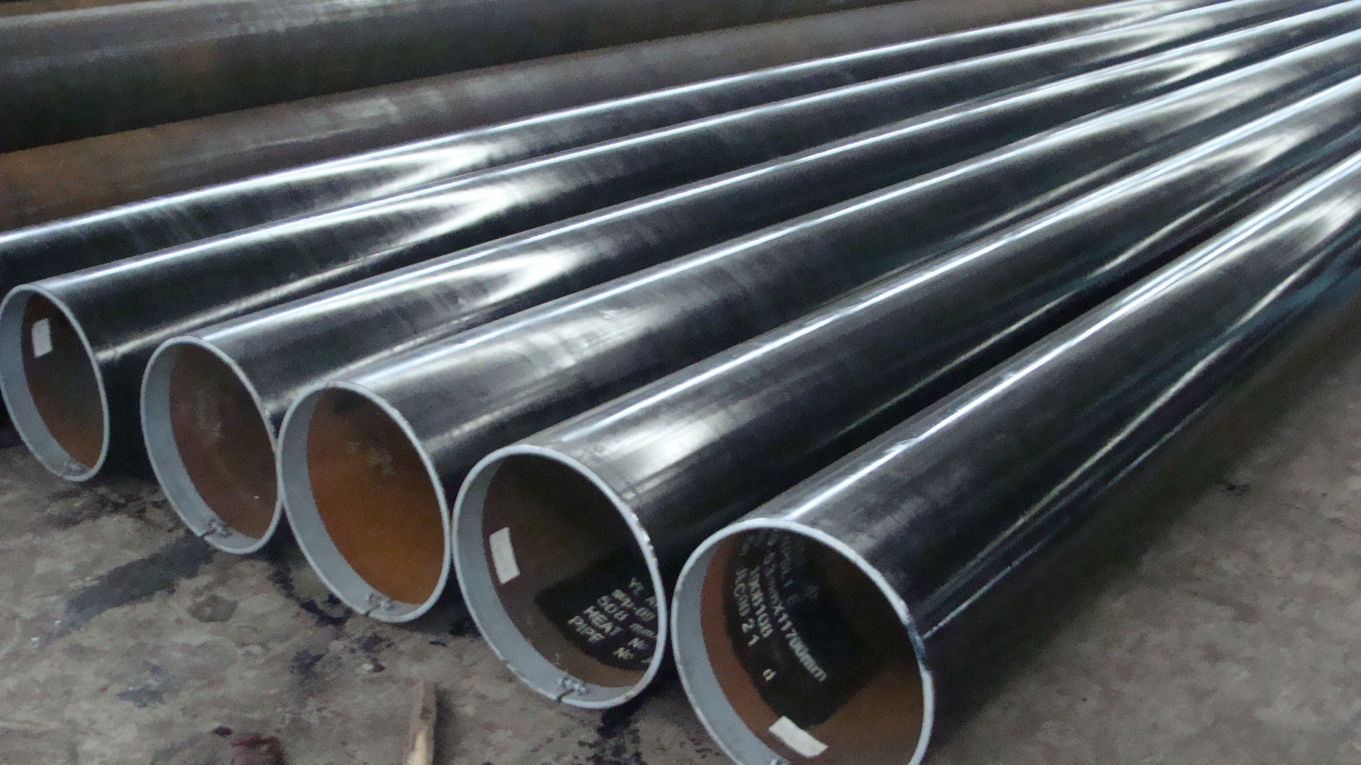 Pipe And Tube Api 5l Seamless Line Pipes Wenzhou